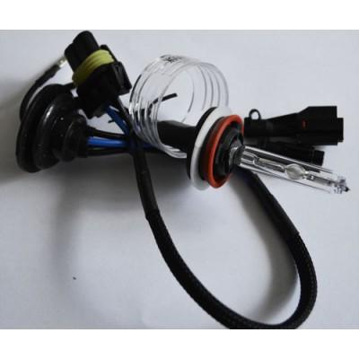 Ксеноновая лампа SL Xenon с цоколем Н11/H8, 35Вт. 12000К., разъем KET, AC