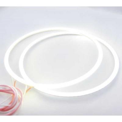 Светодиодные кольца (ангельские глаза) 120-110мм COB суперяркие