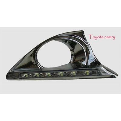 Дневные ходовые огни TOYOTA CAMRY V50 2012 в штатные посадочные места
