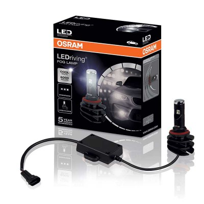 Установочный набор OSRAM LED в основные фонари LEDRIVING® FOG LAMP, H11, H8, H16, 66220CW, 1460 Люмен/Комплект