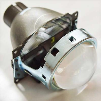 Линзы G6 под лампу D2H размер 3 дюйма со штокой, лампы и маски в комплекте