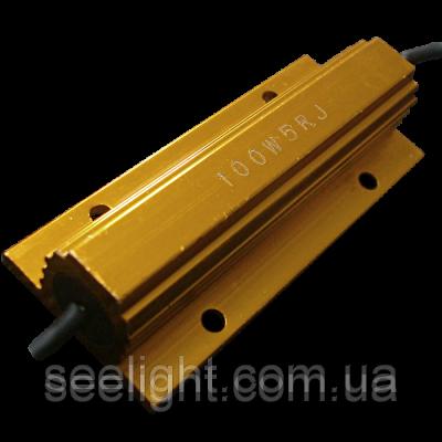 Нагрузочный резистор 100Вт., 5 Ом.