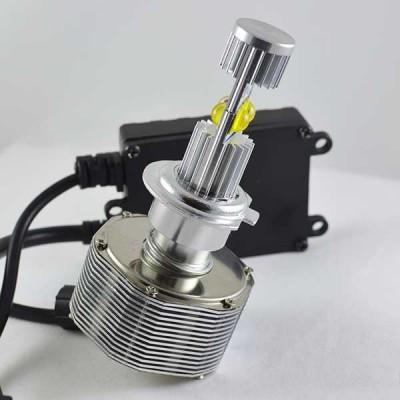 Комплект светодиодных ламп в основные фонари SLP LED под цоколь Н7 60W 3700 Люмен лампа
