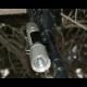Крепление к оружию 2 половинки алюминиевое универсальное