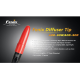 Диффузионный фильтр красный для Fenix PD31/PD32