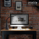 Настольный светильник Intelite Desklamp White (DL4-5W-WT) (NEW)