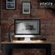 Настольный светильник Intelite Desklamp Black (DL4-5W-BL) (NEW)