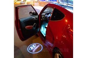 АКЦИЯ! Проекция в двери авто от 230грн.