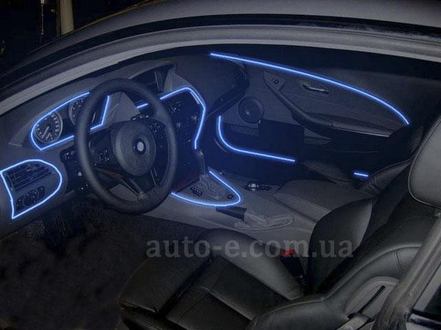 Подсветка всего автомобиля своими руками